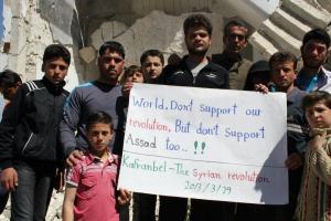 Kafranbel 20 marzo 2013