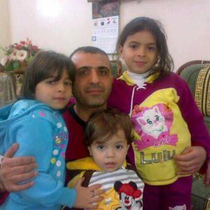 28 aprile 2013 martire Marwan Al baqali