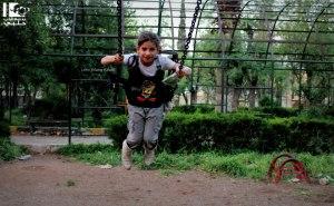 6 aprile 2013 Aleppo