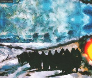 La carovana, Wissam Al Jazairy