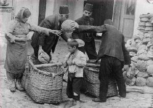 profughi armeni in Siria 1923