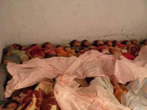 25 maggio 2012 Al Houla massacre