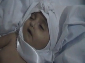 Afef Mahmoud Saraqbi 1 gennaio 2012 Homs