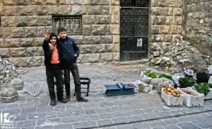 Aleppo Al Bayada 19 maggio 2013