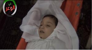 Homamed Rida Abdelbaqi 18 maggio 2013 homs alwaer