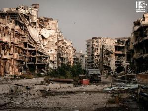 Homs 10 maggio 2013