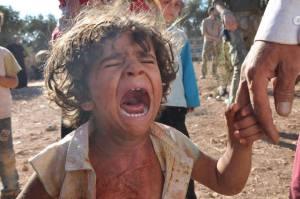 Homs 17 maggio 2013