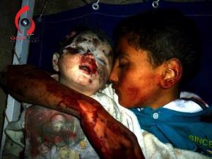 Homs Bab Sba'à 15 maggio 2013