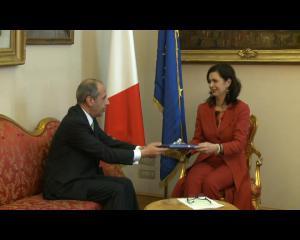 Laura Boldrini 6 maggio 2013