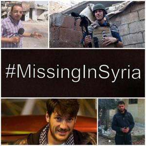Missing in Siria