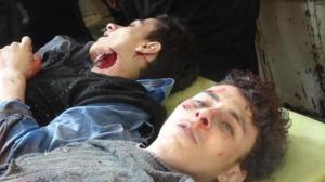 morire andando a scuola Damasco 11 maggio 2013
