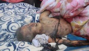 Musa Mohamed Aljarban 22 maggio 2013 Kafranbel