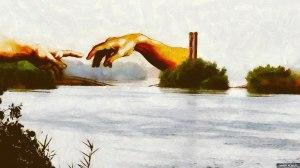 Wissam Al Jazairy Non siate tristi abbiamo perso un ponte ma non abbiamo perso l'umanità