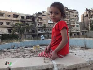 23 giugno 2013 Homs 381 giorni di Assedio foto di Yazan Homsi