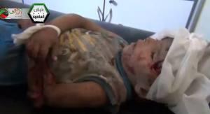 Abderrahman Salih campo profughi di Al Yarmouk 17 giugno 2013