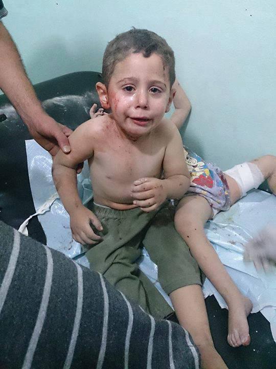 Preferenza E se fosse vostro figlio? Il dramma dei bambini siriani – Diario  IM43