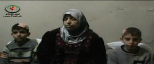 donne siriane appello