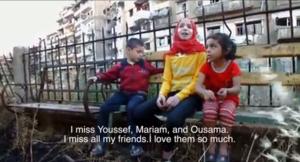 Homs a generation under siege