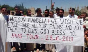 Kafranbel per Mandela