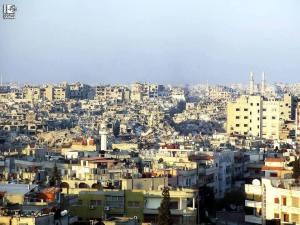 Homs 28 luglio 2013