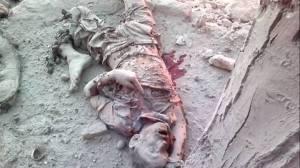 Strage di Qaryet Al Magharra Jabal Al Zawia 14 luglio 2013