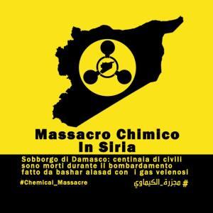 Armi chimiche in Siria