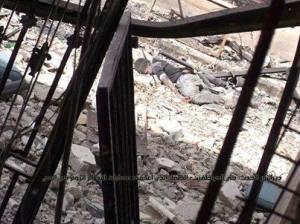 2 agosto 2013 Deir El Zour - bambino usato come esca