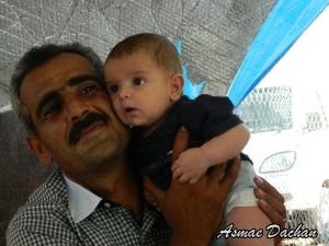 Bambini Siriani nei Campi profughi