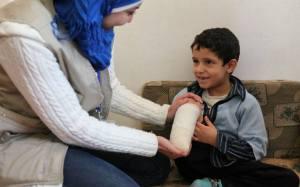 Ammar Assalamat 7 anni