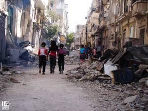 16 ottobre 2013 Homs