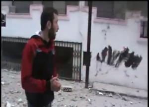 Homs 26 ottobre 2013