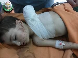Aleppo 11 novembre 2013
