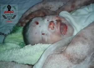 Homs Al Ghantu 11 novembre 2013