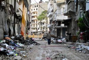 Homs Jouret Al Sahayah 13 novembre 2013