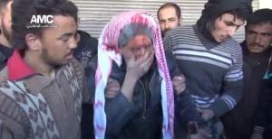 Aleppo 23 dicembre 2013