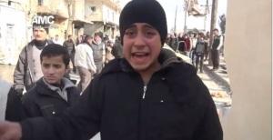 Aleppo 28 dicembre 2013