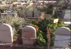 Bab Sba, Homs 2 dicembre 2013