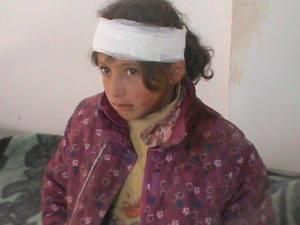 Figlia di Fayyad Taha Doush Deir Ezzore 16 dicembre 2013