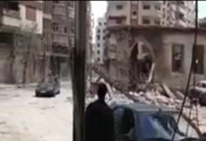 Homs 12 aprile 2012