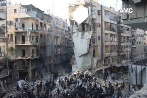 Ph Fadi Al Halabi 15 dicembre 2013 Aleppo