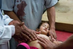 9 gennaio 2014 strada tra Tadmor e Homs 5 bambini morti di stenti