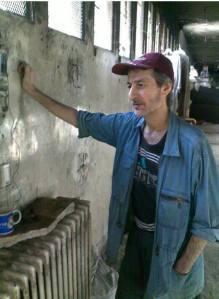 Ahmad Hammud Alhammud prigioniero 25 anni carcere centrale aleppo