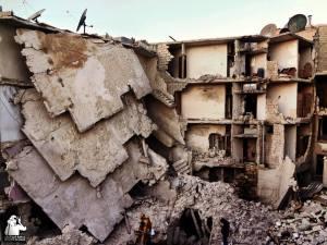 Aleppo 28 dicembre 2013 a