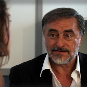 L'attore Mario Pennacchietti