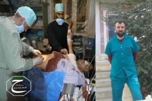 Medico di Al Qusayr