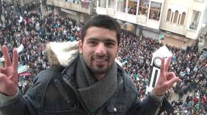 Mohamed Ibrahim Homs ucciso 9 gennaio 2014 mediactivist
