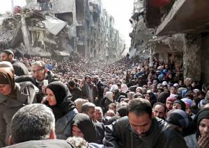 Al yarmouk 26 febbraio 2014
