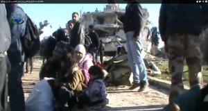 Homs 12 febbraio 2014