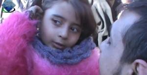 Homs 13 febbraio 2014 uscita dall'assedio