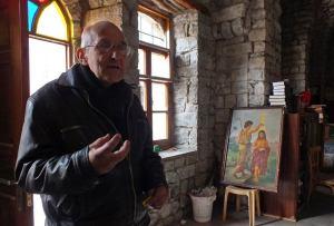Padre gesuita Homs